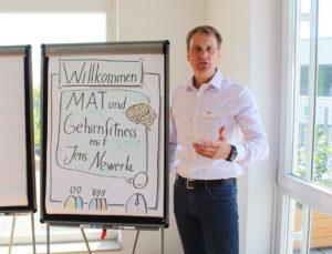 Trainer Jens Newerla Peren und Partner